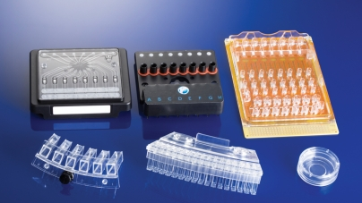 High purity and excellent chemical resistance for syringes