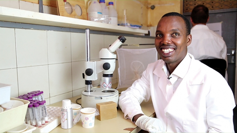 African researchers fabricate anti-malaria soap in a bid to 