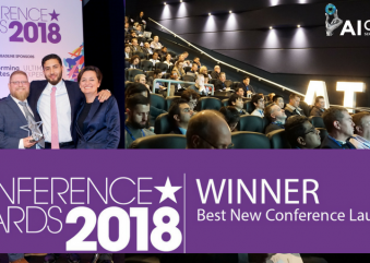 AI Congress wins Best New Conference Launch of 2018 at the Conference Awards
