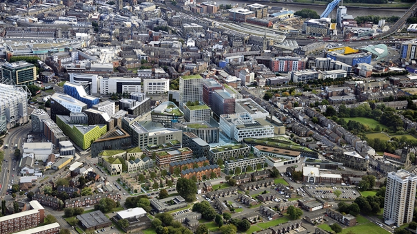Urban development is attracting leading scientists and ambitious companies to the north