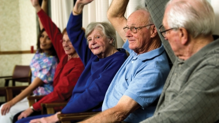 Making clinical trials right for older people
